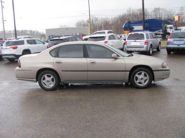 2002 Chevrolet Impala LS Dickson, Tennessee 1