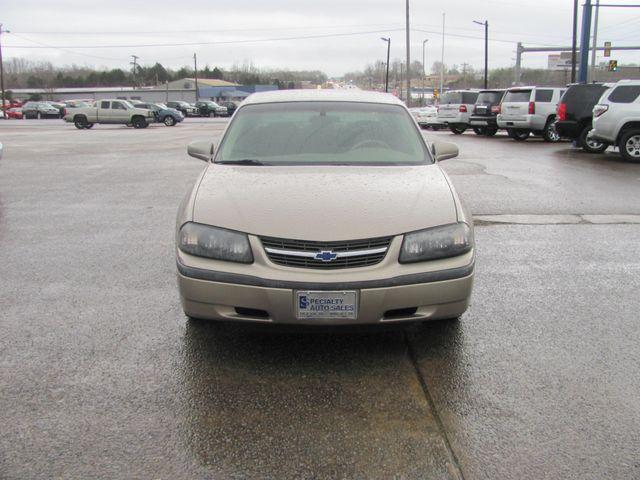 2002 Chevrolet Impala LS Dickson, Tennessee 2