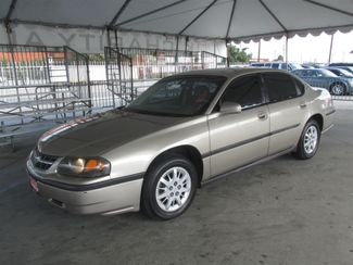 2002 Chevrolet Impala Gardena, California