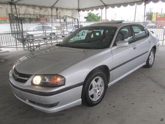 2002 Chevrolet Impala LS Gardena, California