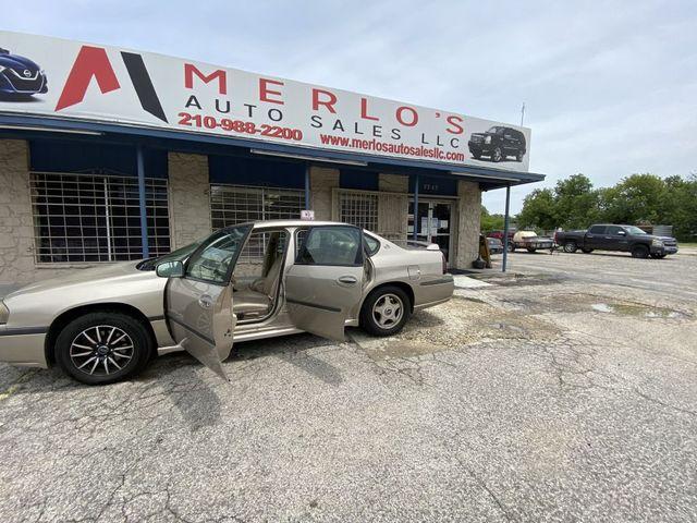 2002 Chevrolet Impala LS in San Antonio, TX 78237