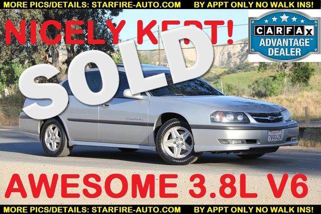 2002 Chevrolet Impala LS Santa Clarita, CA