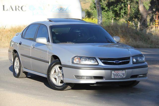 2002 Chevrolet Impala LS Santa Clarita, CA 3