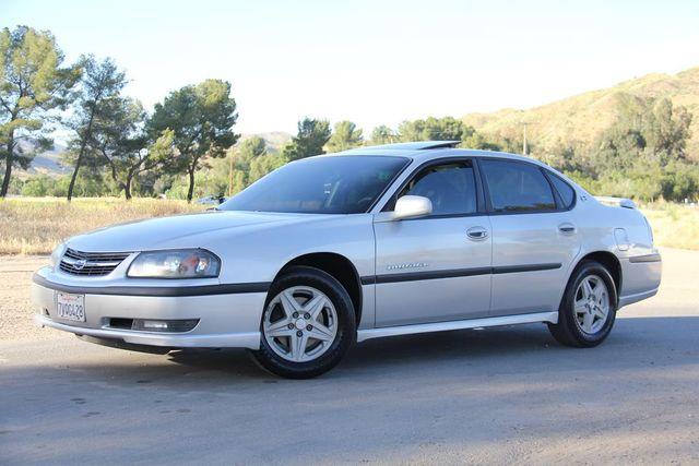 2002 Chevrolet Impala LS Santa Clarita, CA 1
