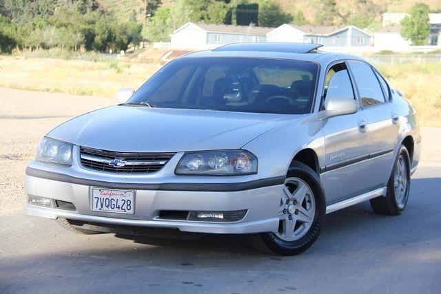 2002 Chevrolet Impala LS Santa Clarita, CA 4