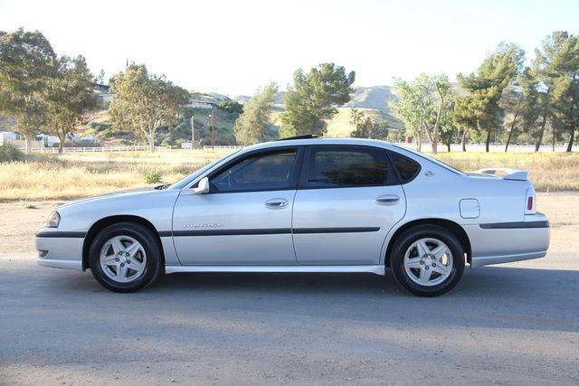 2002 Chevrolet Impala LS Santa Clarita, CA 11