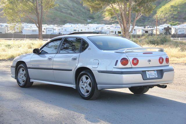 2002 Chevrolet Impala LS Santa Clarita, CA 5