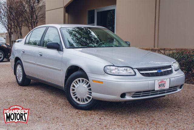 2002 Chevrolet Malibu LOW LOW Miles