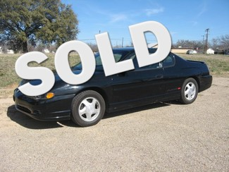 2002 Chevrolet Monte Carlo SS in Cleburne, TX 76033