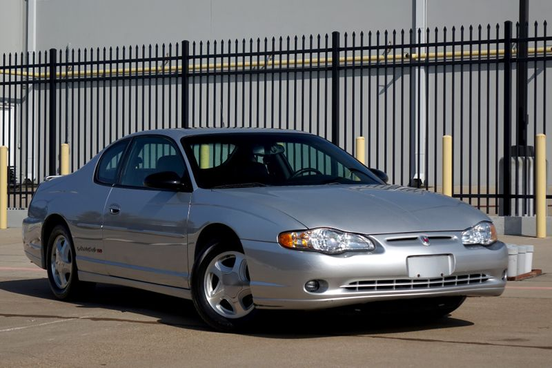 2002 Chevrolet Monte Carlo SS* Sunroof* Only 64k Miles** | Plano, TX | Carrick's Autos in Plano TX