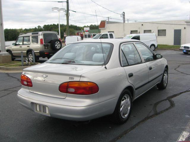 2002 Chevrolet Prizm Sedan in Richmond, VA, VA 23227