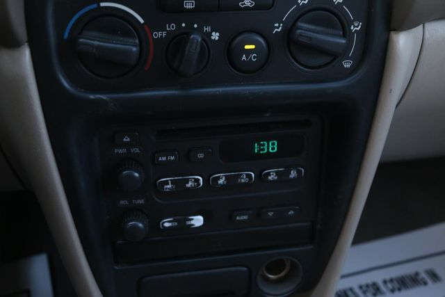 2002 Chevrolet Prizm COROLLA Santa Clarita, CA 21