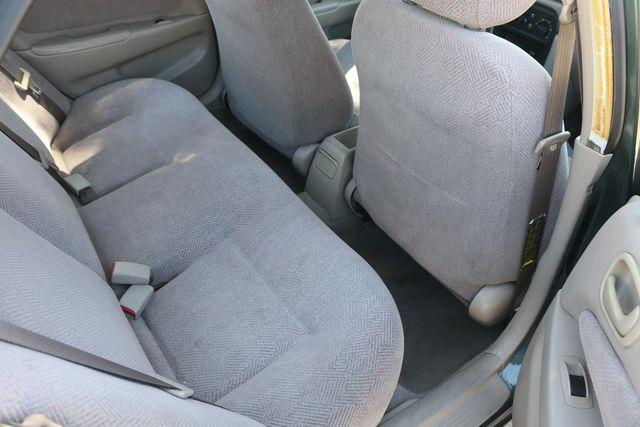 2002 Chevrolet Prizm COROLLA Santa Clarita, CA 16