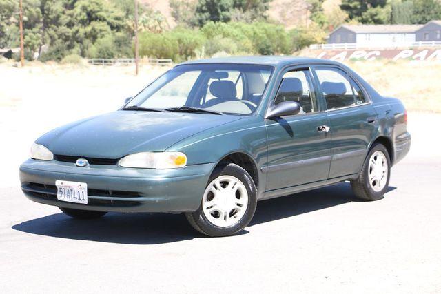 2002 Chevrolet Prizm COROLLA Santa Clarita, CA 1