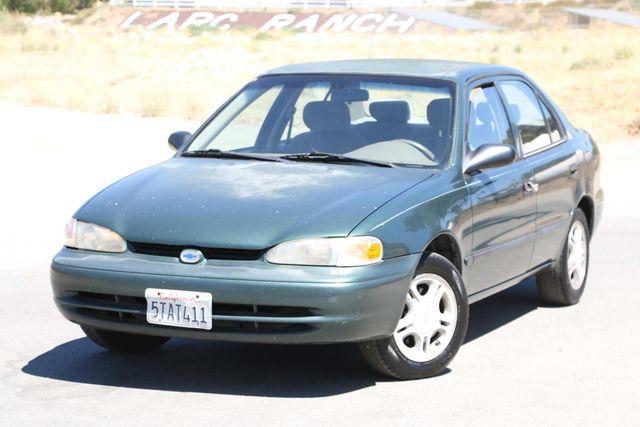2002 Chevrolet Prizm COROLLA Santa Clarita, CA 4