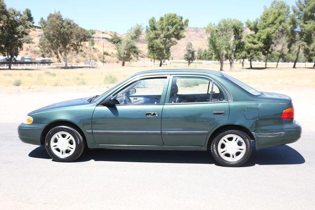 2002 Chevrolet Prizm COROLLA Santa Clarita, CA 11