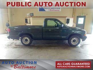 2002 Chevrolet S-10  | JOPPA, MD | Auto Auction of Baltimore  in Joppa MD