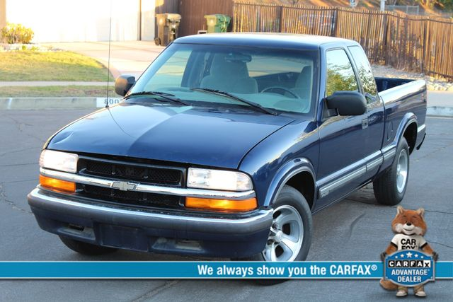 2002 Chevrolet S-10 LS ONLY 77K MLS 1-OWNER SERVICE RECORDS