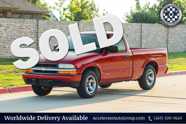 2002 Chevrolet S10 Base in Rowlett