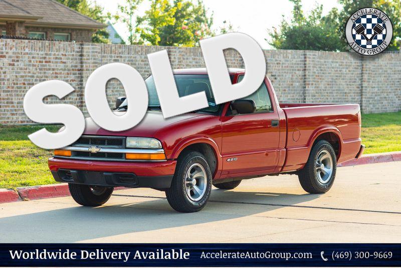 2002 Chevrolet S10 Base in Rowlett Texas