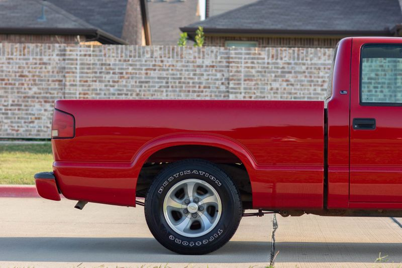 2002 Chevrolet S10 Base in Rowlett, Texas