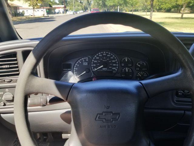 2002 Chevrolet Silverado 1500 Chico, CA 14