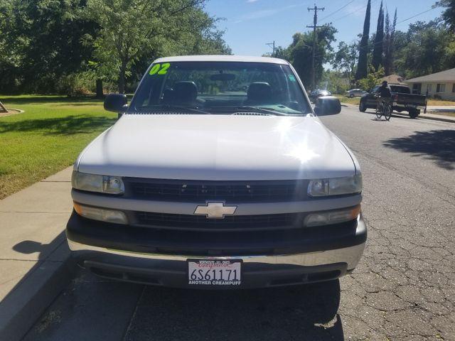2002 Chevrolet Silverado 1500 Chico, CA 1