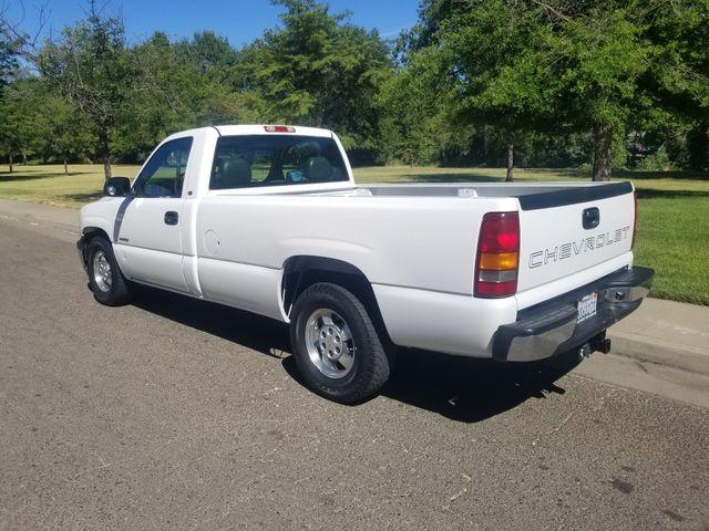2002 Chevrolet Silverado 1500 Chico, CA 4