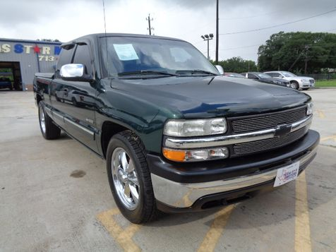 2002 Chevrolet Silverado 1500 LS in Houston