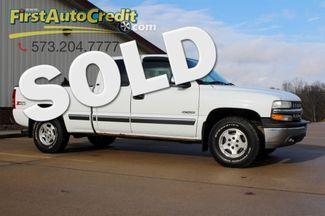 2002 Chevrolet Silverado 1500 LS in Jackson MO, 63755