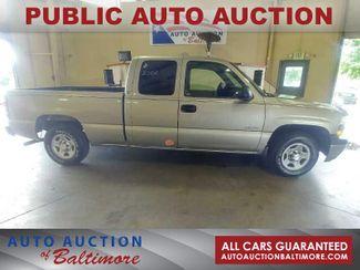 2002 Chevrolet Silverado 1500  | JOPPA, MD | Auto Auction of Baltimore  in Joppa MD