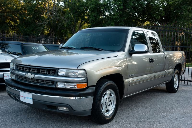 2002 Chevrolet Silverado 1500 LS   Texas  EURO 2 MOTORS  in , Texas