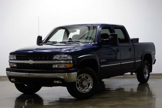 2002 Chevrolet Silverado 1500HD Crew Cab 4 Wheel Drive LS in Dallas Texas, 75220
