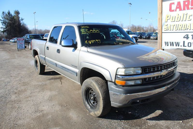 2002 Chevrolet Silverado 1500HD LS  city MD  South County Public Auto Auction  in Harwood, MD