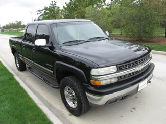 2002 Chevrolet Silverado 1500HD in Willis, TX