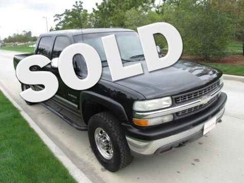2002 Chevrolet Silverado 1500HD LS in Willis, TX