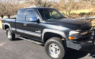 2002 Chevrolet-One Owner Turbo Diesel 4x4 Crew Cab! Silverado 2500-LOW MILES! LT-CARMARTSOUTH.COM Knoxville, Tennessee 2