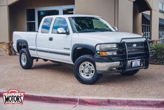 2002 Chevrolet Silverado 2500HD LS in Arlington, Texas 76013