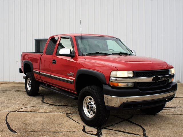 2002 Chevrolet Silverado 2500HD LS in Haughton, LA 71037