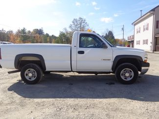 2002 Chevrolet Silverado 2500HD Hoosick Falls, New York 2