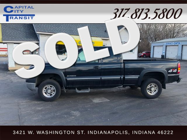 2002 Chevrolet Silverado 2500HD LT Indianapolis, IN