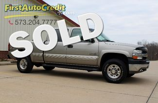 2002 Chevrolet Silverado 2500HD LT in Jackson MO, 63755