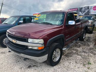 2002 Chevrolet Silverado 2500HD in Jacksonville, Florida