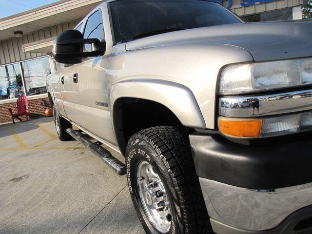 2002 Chevrolet Silverado 2500HD LS in Medina OHIO, 44256