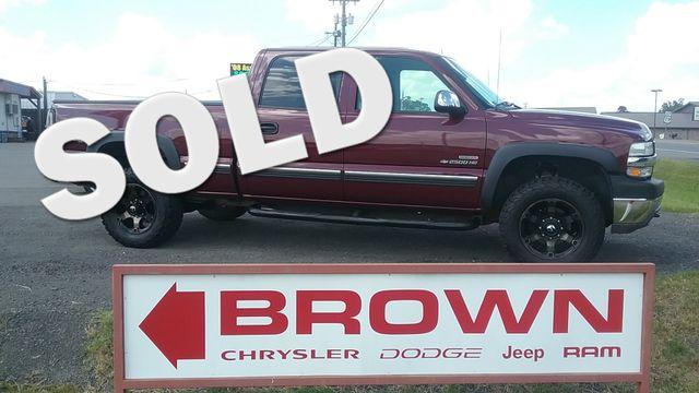 2002 Chevrolet Silverado 2500HD LT Minden, LA