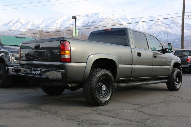 2002 Chevrolet Silverado 2500HD LS in , Utah 84057