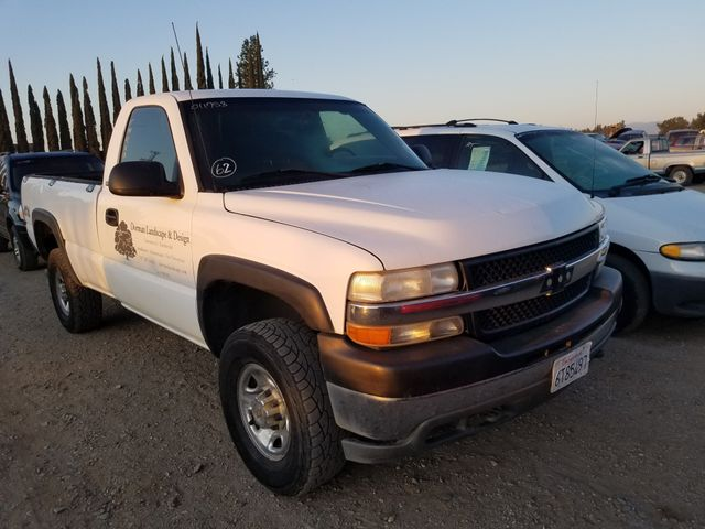2002 Chevrolet Silverado 2500HD LS in Orland, CA 95963