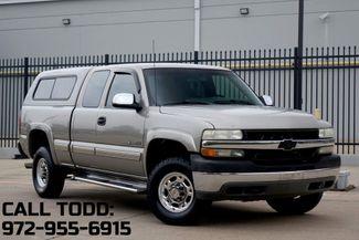 2002 Chevrolet Silverado 2500HD 4X4 LS in Plano, TX 75093