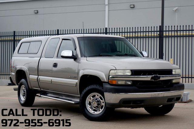 2002 Chevrolet Silverado 2500HD 4X4 LS