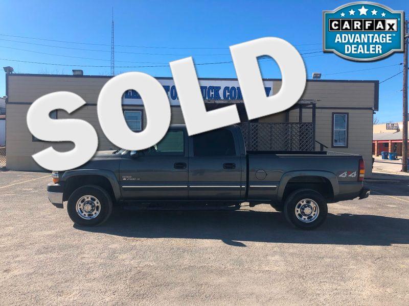 2002 Chevrolet Silverado 2500HD LT | Pleasanton, TX | Pleasanton Truck Company in Pleasanton TX